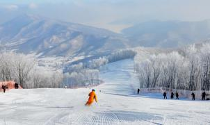 La provincia china de Jilin quiere llegar a las 100 estaciones de esquí en 2025, el doble que ahora