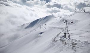 11 montañeros muertos y otros desaparecidos en una serie de avalanchas en los Montes Elbruz