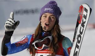 Tina Maze, campeona a lo grande en St. Anton