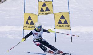 El Trofeo Borrufa reúne más de 200 promesas del esquí alpino internacional