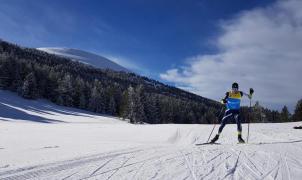 La Generalitat destina una partida de 300.000 € para mejorar las estaciones de esquí nórdico