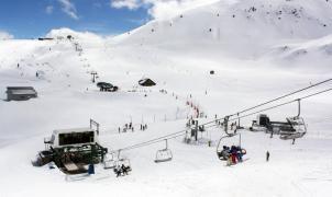 Las estaciones de esquí aragonesas hacen un balance positivo de la Semana Santa