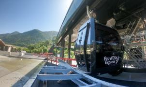Principales novedades que estrenan este invierno las estaciones de esquí de los Alpes franceses