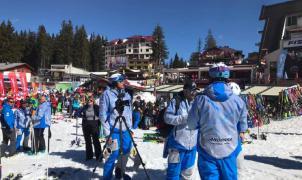 Los monitores de esquí de Andorra temen perder sus empleos este invierno