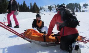 Italia obligará a todos los esquiadores a contratar un seguro de esquí a terceros