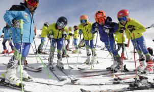 El próximo sábado se disputa en Baqueira Beret el XXIII Trofeo Amics de Montgarri