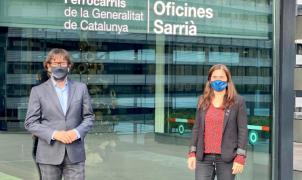 FGC renueva el apoyo a la FCEH para la promoción conjunta de los deportes de invierno en Catalunya