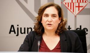 Colau exige una consulta ciudadana sobre la candidatura olímpica Pirineus-Barcelona