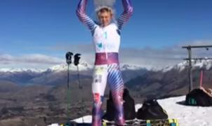 El ski se moja por la ELA