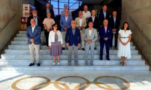 El presidente de la RFEDI Mai Peus España, nombrado vicepresidente de ADESP