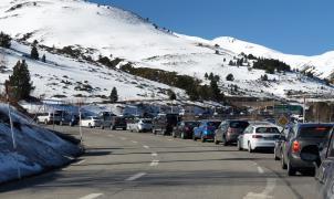 Los esquiadores están molestos por los controles en la aduana francesa de Pas de la Casa