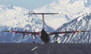 El primer vuelo de línea regular entre Andorra-La Seu y Madrid sería el 17 de diciembre