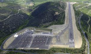 El aeropuerto de La Seu tendrá que esperar a la primavera para operar vuelos con sistema GPS