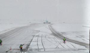 La llegada de aviones privados con esquiadores obliga a limitar los vuelos a Bariloche