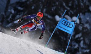 Albert Ortega consigue un gran 12º puesto en la combinada alpina de los Mundiales de Cortina