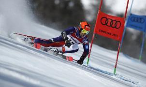 """Albert Ortega en Cortina d'Ampezzo """"Son 3 resultados sólidos pero quiero estar más adelante"""""""