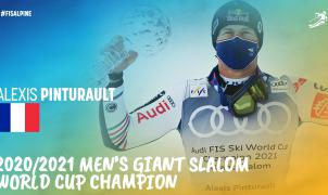 Pinturault consigue la victoria en la general de la Copa del Mundo al ganar el GS en Lenzerheide