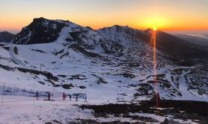 Alto Campoo cierra con 102 días de esquí y apenas un 10% menos de esquiadores que en 2019-20