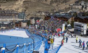 """Los Mundiales de Esquí de 2027 un poco mas cerca de Andorra después de la """"excelente"""" presentación"""