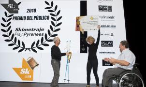 Nadine Wallner y Ana Salvador triunfan en Skimetraje 2018