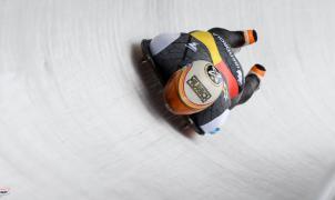 Ander Mirambell consigue la vigesimoprimera plaza de en la Copa del Mundo de Konigssee