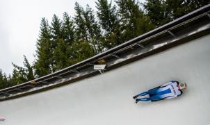 Ander Mirambell, forzado a abandonar el Mundial tras lesionarse en la primera bajada