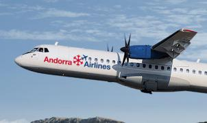 Andorra Airlines iniciará los vuelos regulares entre la Seu y Madrid el 10 de junio