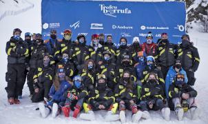 Andorra, gran vencedor del XXIX Trofeo Borrufa en la clasificación por países