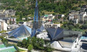 Andorra: La ocupación hotelera se dispara en agosto hasta el 84% con mayoría de españoles
