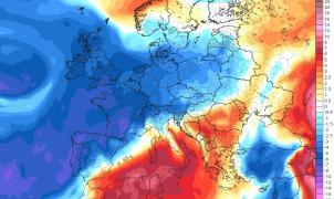 Meteo: Sábado variable con alguna nevada y empeoramiento con la llegada de una DANA el domingo
