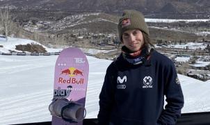 ¡Queralt Castellet quiere más! clasificada para la final de la Copa del Mundo de Aspen