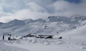 Formigal estrena la temporada con 33 kilómetros en las zonas de Portalet, Anayet y Sarrios