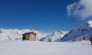 El Ayuntamiento de Laruns se hace cargo de la gestión de la estacion de esquí Artouste y su tren