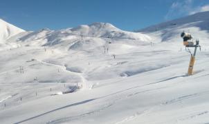 Astún abrirá el 5 de diciembre la temporada con 5 remontes y 16.6 km esquiables