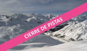 Más 600 estaciones de esquí cierran sus pistas en Europa por el coronavirus