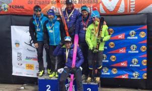 El equipo Atomic de esquí de montaña cierra con nota la temporada