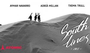 Atomic y Aymar Navarro presenta el documental South Lines