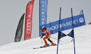 El sábado se celebra en Baqueira Beret la segunda cita de la Audi quattro Cup