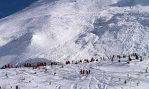 Una avalancha mata a 3 esquiadores cerca de la estación francesa de Cauterets