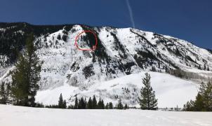 Un esquiador fallece por una avalancha cerca de Crested Butte (Colorado)