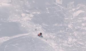 Avalancha en la segunda jornada del FWT en Kappl Austria