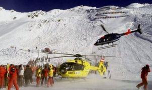 Al menos 6 víctimas mortales tras ser sepultadas por un alud en los Alpes Italianos