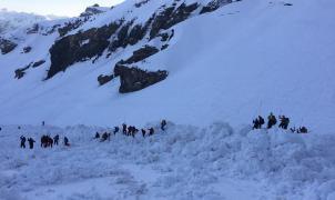 Balance avalanchas Suiza invierno 2018/19: 299 aludes registrados y 19 personas fallecidas