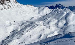 La huelga planea en las estaciones de esquí francesas este sábado 15 de febrero