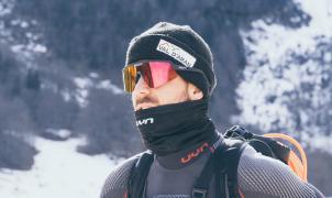 Aymar Navarro, flamante nuevo atleta de la firma italiana UYN