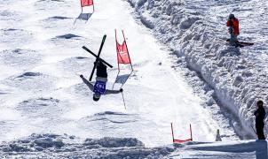 Sierra Nevada acoge una veintena de competiciones hasta final de temporada