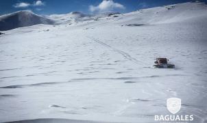 Un practicante de snowboard pierde la vida en una avalancha cerca de Bariloche