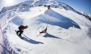 Resultados de una brillante primera edición del Banked Slalom en Baqueira Beret