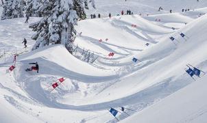 Por primera vez llega una competición del Banked Slalom Tour: Próximo sábado en Baqueira