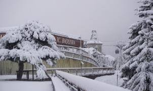 La previsión de fuertes nevadas en Baqueira Beret activa un pronto inicio de la temporada